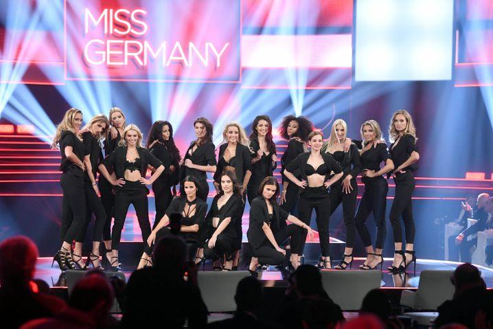 """""""Germanys next Topmodell"""" lässt grüßen: Miss Germany Finalistinnen 2019"""