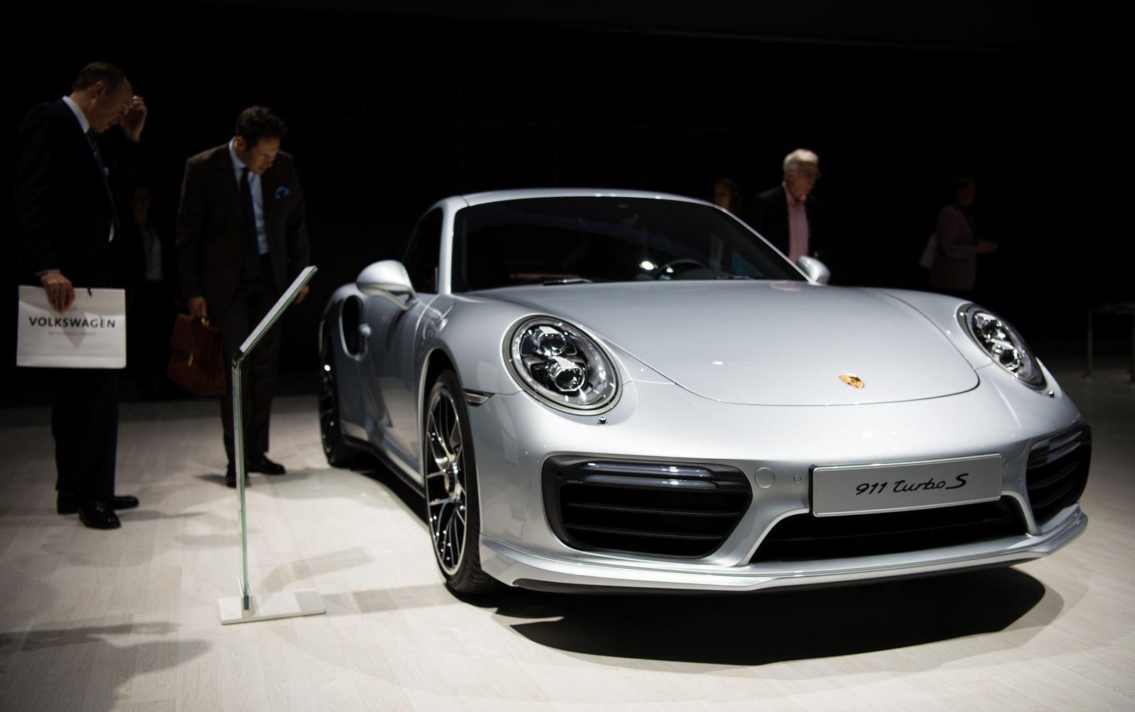 Porsche 911 / 2016