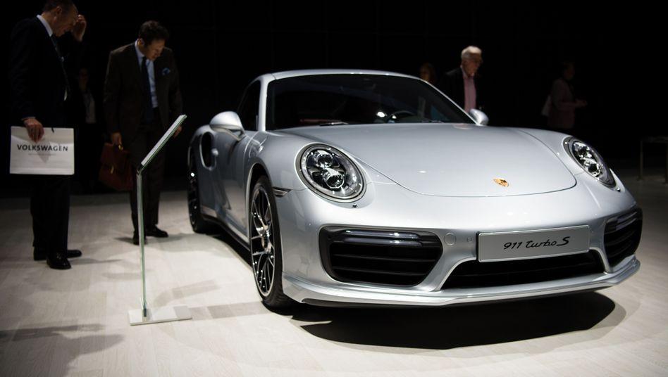 Porsche 911 Sportwagen: Auch junge Gebrauchte werden im Porsche Auto-Abo verfügbar sein.