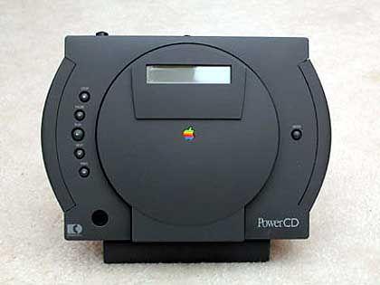 Apple PowerCD: Ein erster, zaghafter Schritt in Richtung Wohnzimmer