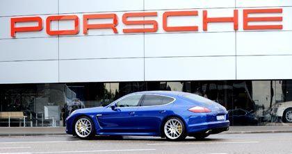 Porsche Panamera: Die künftige Volkswagen-Tochter legte in den USA zweistellig zu