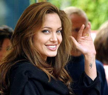 Tomb Raider in Davos: Schauspielerin Angelina Jolie ist in ihrer Funktion als UN-Botschafterin beim WEF dabei