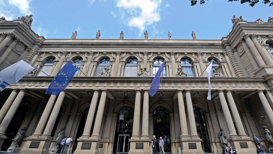 Börse in Frankfurt: Die Fusion mit der NYSE steht nach wie vor auf der Kippe