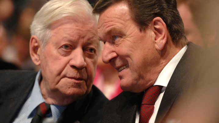 Helmut Schmidt: Politiker, Publizist und Philosoph