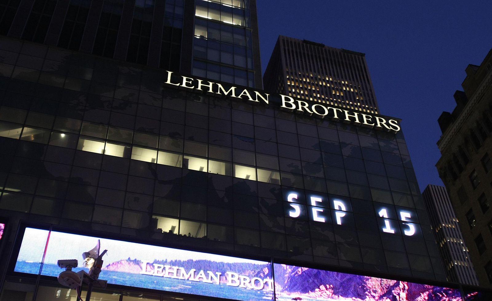Lehman Brothers HQ