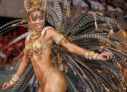 """Samba-Tänzerin: """"Deutsche Investoren haben oft Probleme mit der brasilianischen Mentalität."""""""