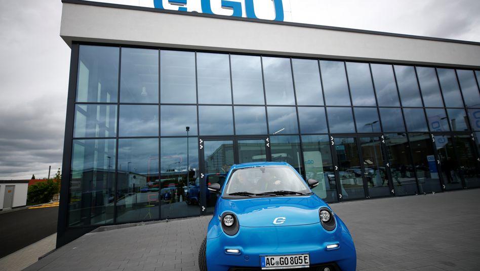 Elektro-Kleinwagen E.Go Life: In Basisausführung kostet das Fahrzeug nur knapp 16.000 Euro