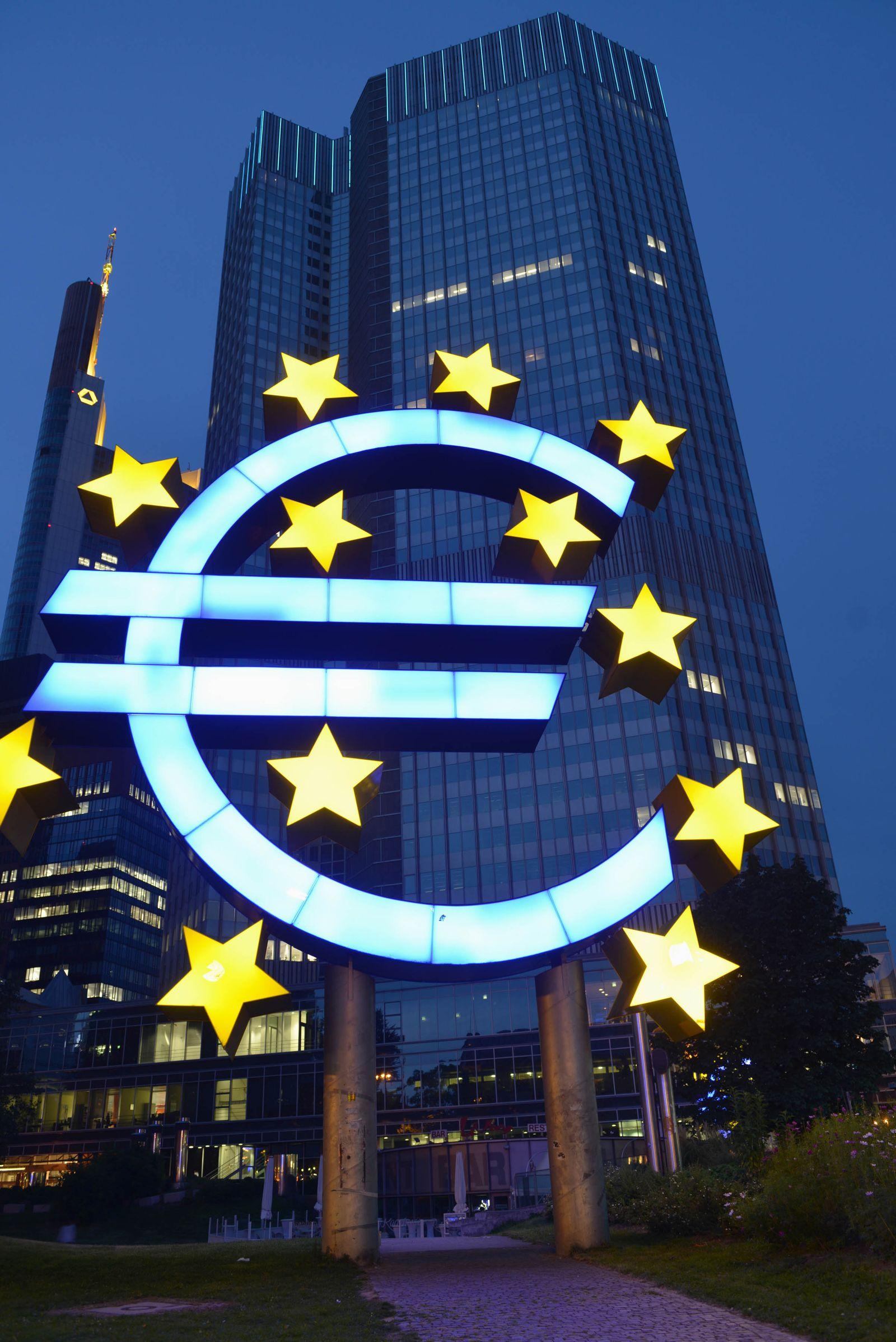 Europaeische Zentralbank EZB Kaiserstrasse Frankfurt am Main Deutschland