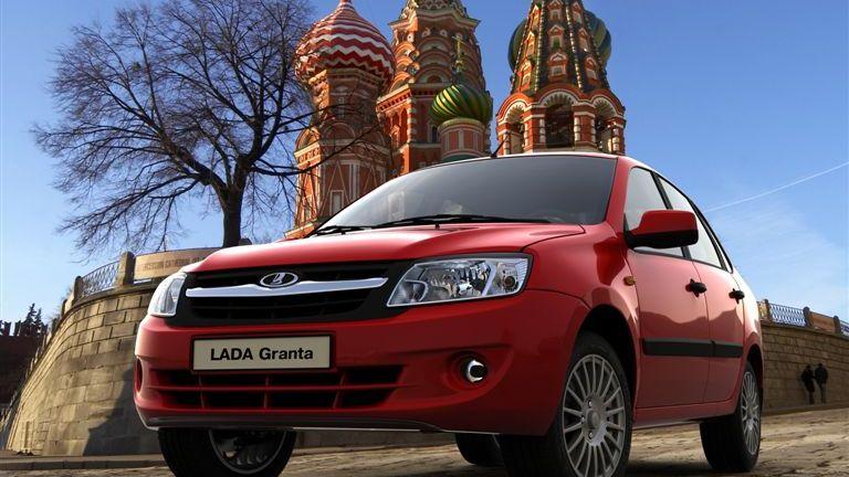 Russisches Auto: Lada könnte die Rubelschwäche nützen - ausländischen Herstellern eher nicht