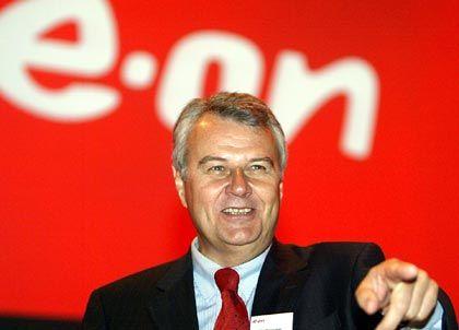 Wulf Bernotat Vorstandsvorsitzender Eon Gesamtbezüge 2003 (ohne Optionen): 5,15 Mio. Euro (Platz 3 im Dax) Quelle: Eigene Recherche