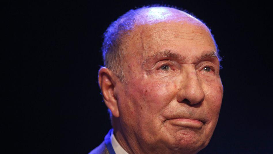 Serge Dassault: Lange Karriere als Industrieller und Politiker mündet in Skandal