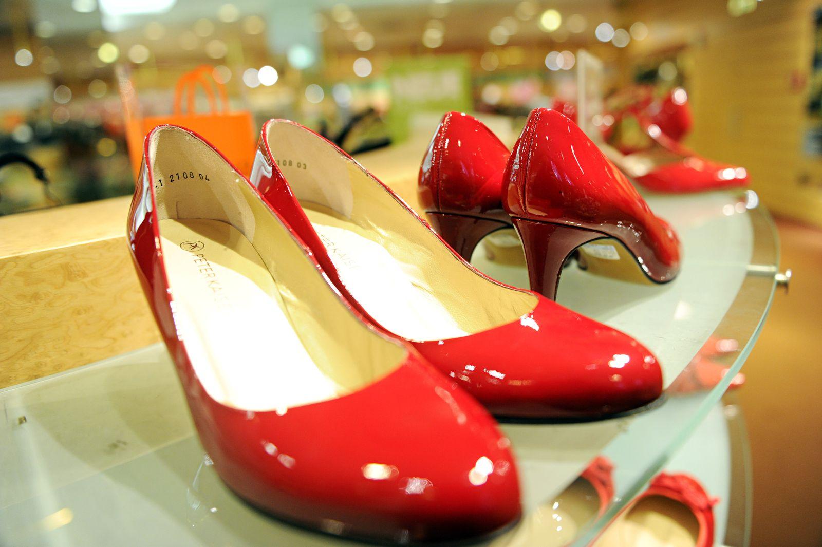 Schuhhandelskette Görtz streicht Stellen