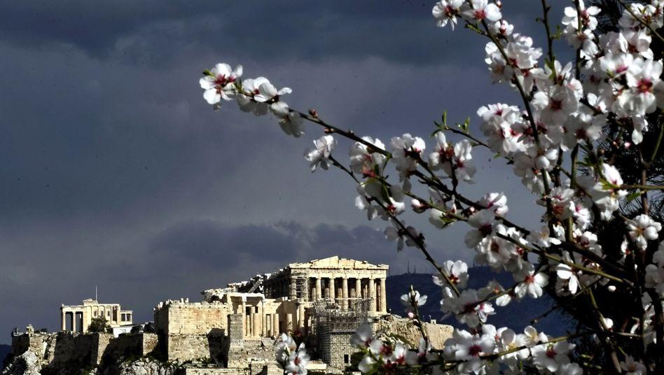 Keine guten Aussichten: Griechenland wird mit seinen Schulden nicht fertig