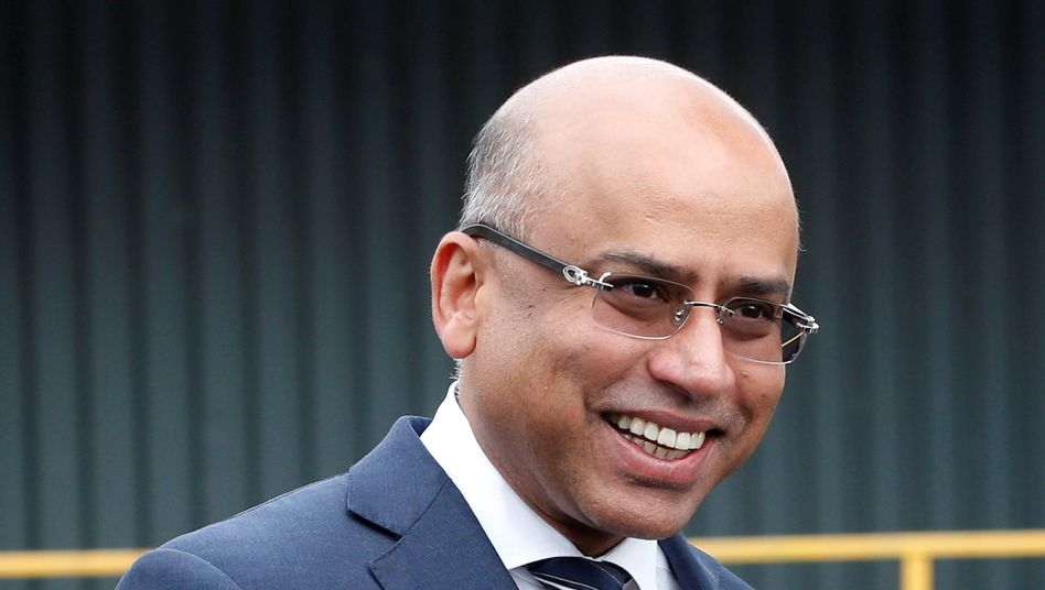 Favorit: Liberty-Steel-Gründer Sanjeev Gupta