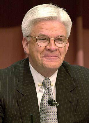 Bleibt stellvertretender Vorsitzender: Allan Gilmour