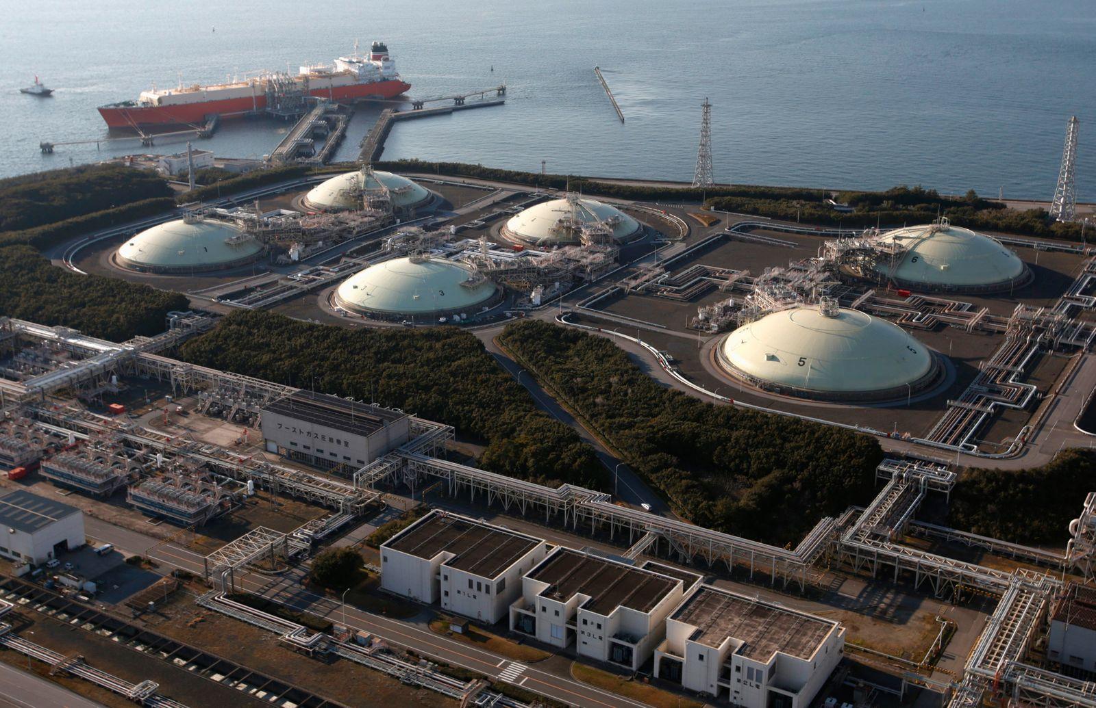 Japan / Energie / LNG