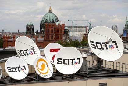 ProSiebenSat1: Abstand zum Marktführer RTL verkleinert