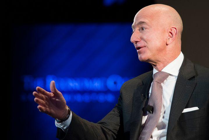 Jeff Bezos (November 2018)