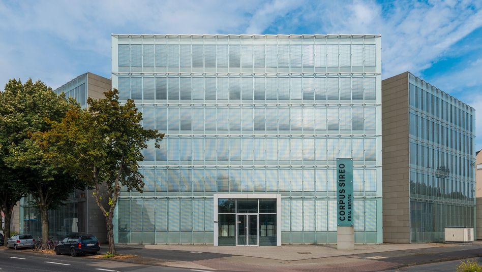 Corpus-Sireo-Zentrale in Köln: Die Immobilienfirma gehört künftig zur Swiss-Life-Gruppe