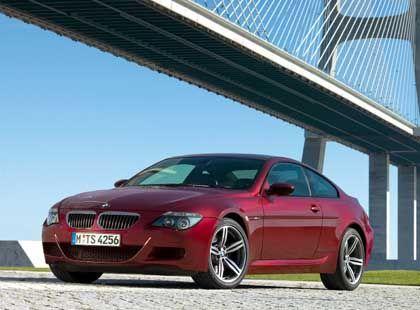 BMW M6: Optisch und technisch auf sportlich getrimmt
