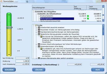 Software für die Steuer: Für jeden gibt es das passende Programm