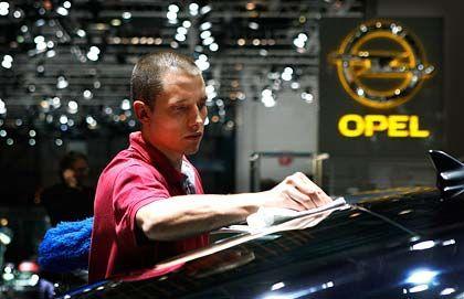 Kein Staatsgeld für Opel: OECD warnt, Steuergeld für Krisenbranchen auszugeben