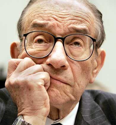 Alan Greenspan, Chef der US-Notenbank, dürfte am Dienstag die Leitzinsen in den USA auf 2,75 Prozent erhöhen