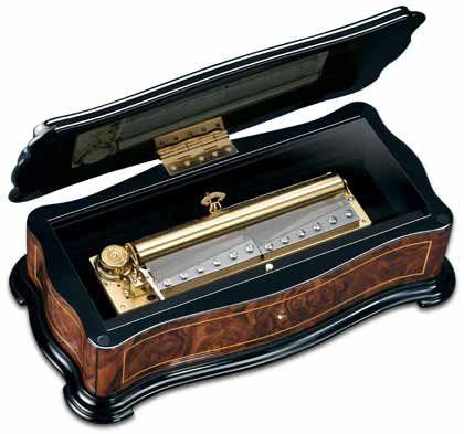Spieldose von Reuge, ab 3000 Euro