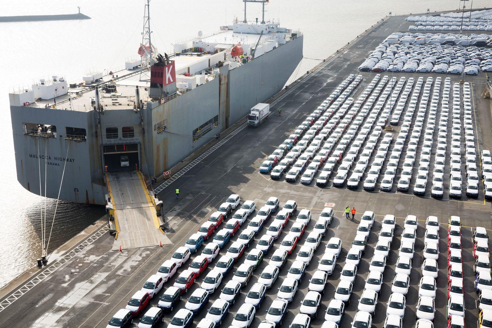 Deutschland Auto Export USA