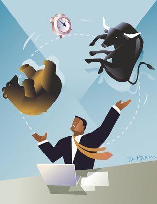 Im Spannungsfeld der Kräfte: Topmanager interne und externe Ansprüche befriedigen