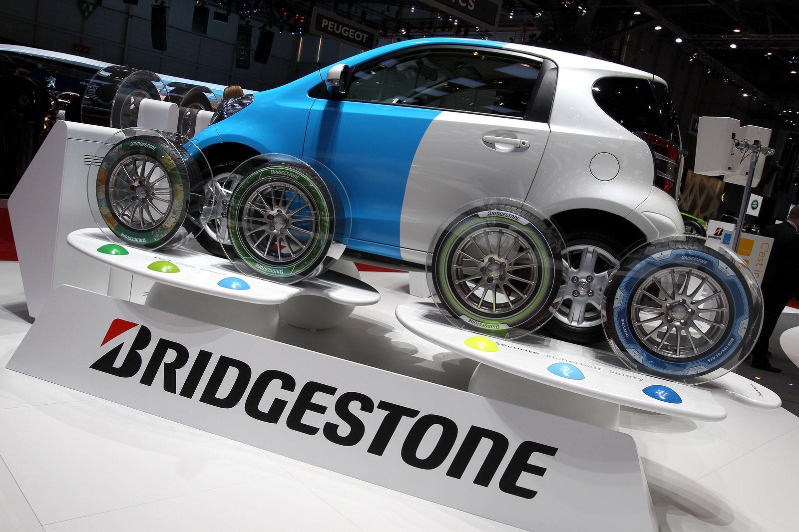 Genf / Erfindungen / Bridgestone