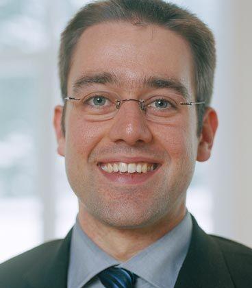 """Daten filtern"": Thorsten Daubenfeld, Chemiker, 2. Preis"