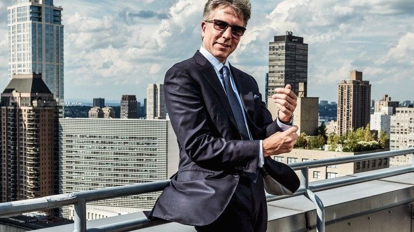 Hoch hinaus: SAP-Boss Bill McDermott