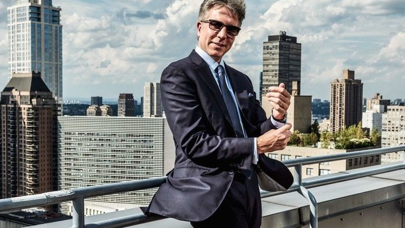 Hoch hinaus: SAP-Boss Bill McDermott