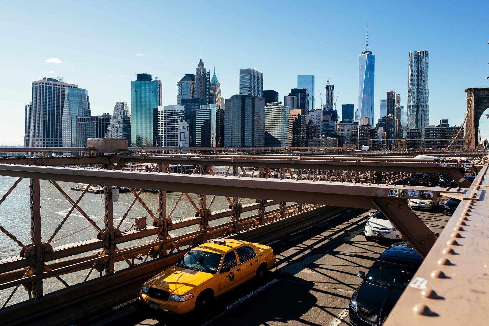 1 Stadt, 21 Fragen/ New York