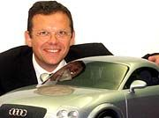 Von Audi zu VW: Peter Schreyer