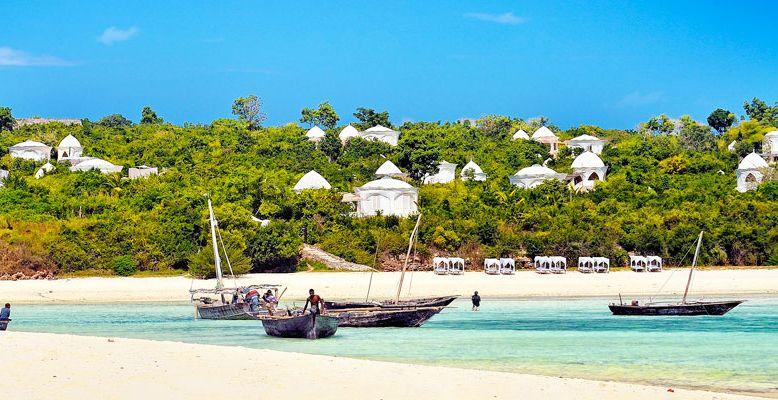 Kilindi Zanzibar Resort