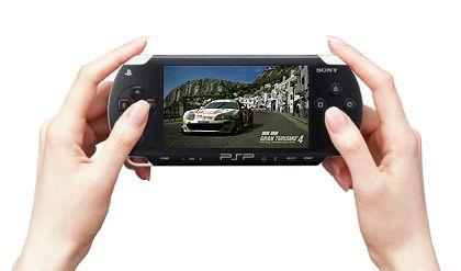 Daddelbox und Fotoalbum: Unterhaltungsgerät PSP von Sony, ab 200 Euro