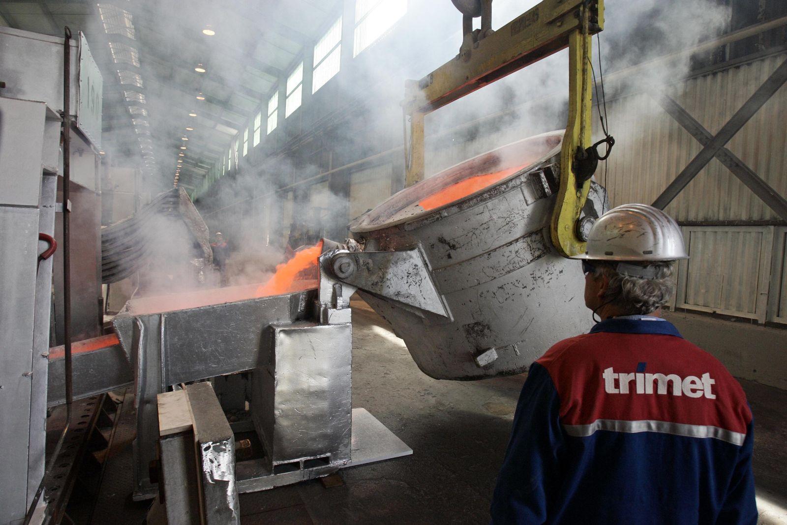 Aluminiumwerk Trimet
