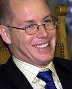 Nick Leeson: Foto aus Oktober 1999