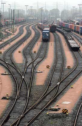 Güterzüge in Hamburg: Stopp ab Donnerstag