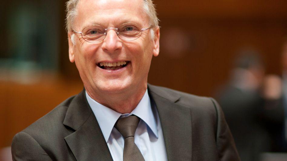 Jochen Homann: Noch-Staatssekretär im Bundeswirtschaftsministerium