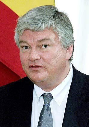 Bodo Hombach: Einst Regierungsmitglied, mittlerweile Geschäftsführer beim WAZ-Verlag
