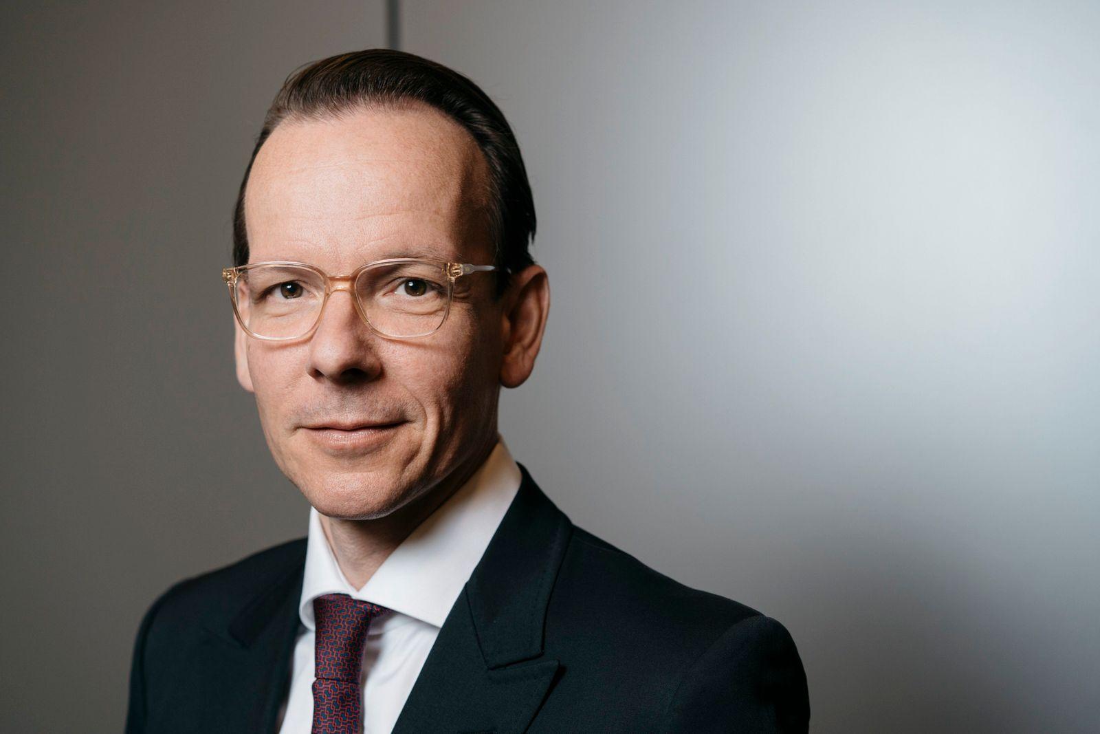 Dr. Kai Bender, Deutschland-Chef Oliver Wyman
