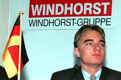 Kein Vorbild mehr: Unternehmer Windhorst