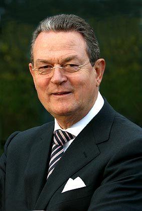 "Initiator des nationalen ""Rohstoffgipfels"": BDI-Präsident Thumann"
