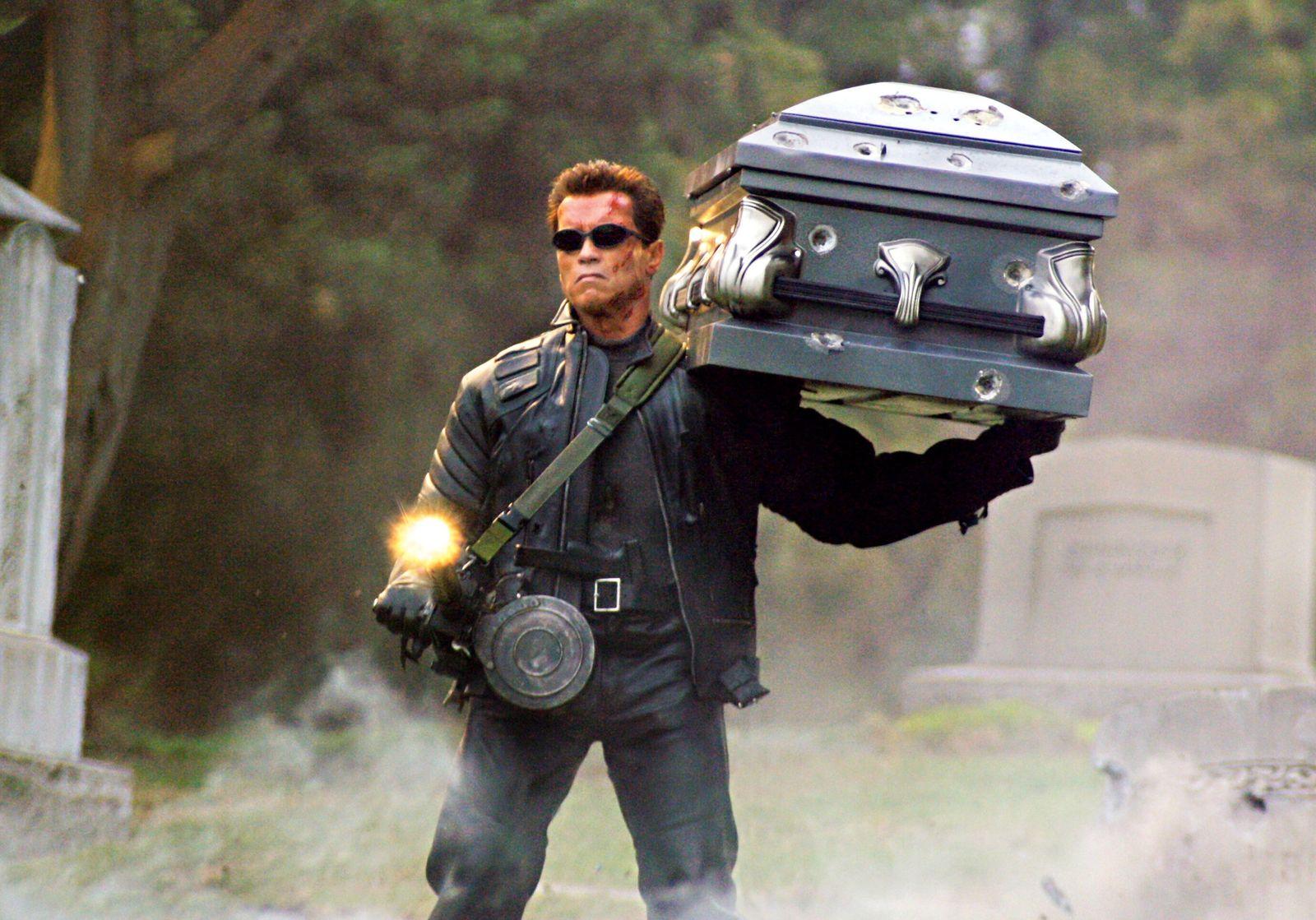 Arnold Schwarzenegger / Terminator 3