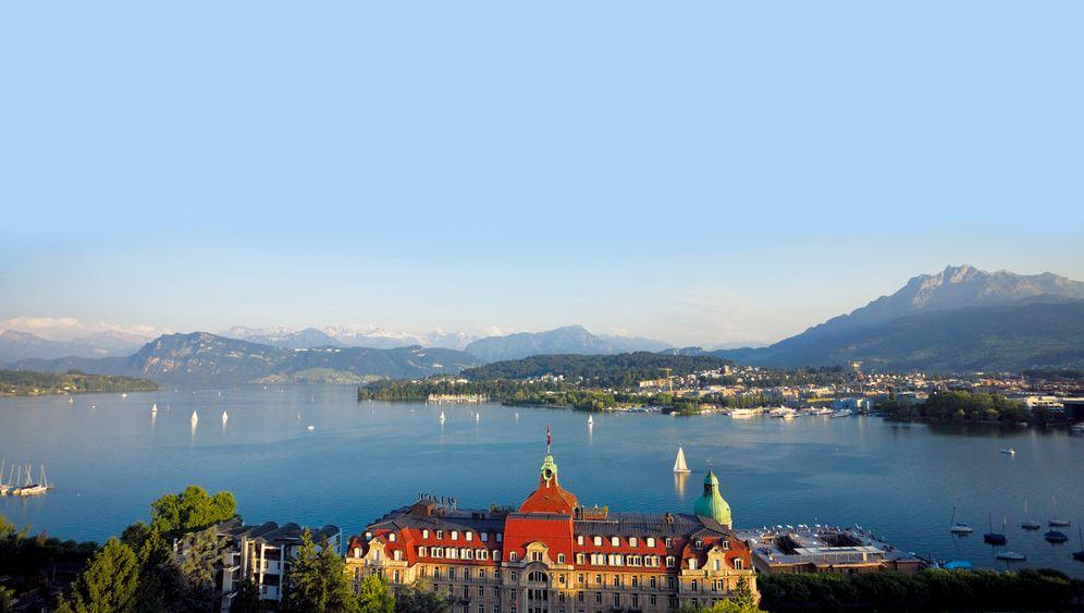 Luzern: Viel mehr Schweiz geht nicht