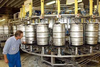 """""""Großes Interesse an Erdinger und Jever"""": Warsteiner-Brauerei"""