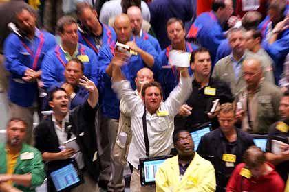 13.668 Punkte: Nie war der Dow Jones wertvoller